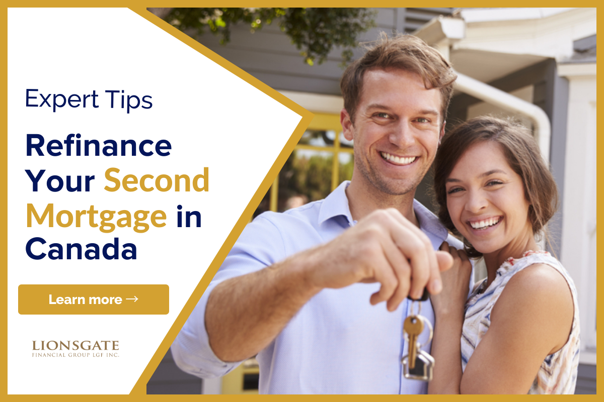 Refinance Second Mortgage