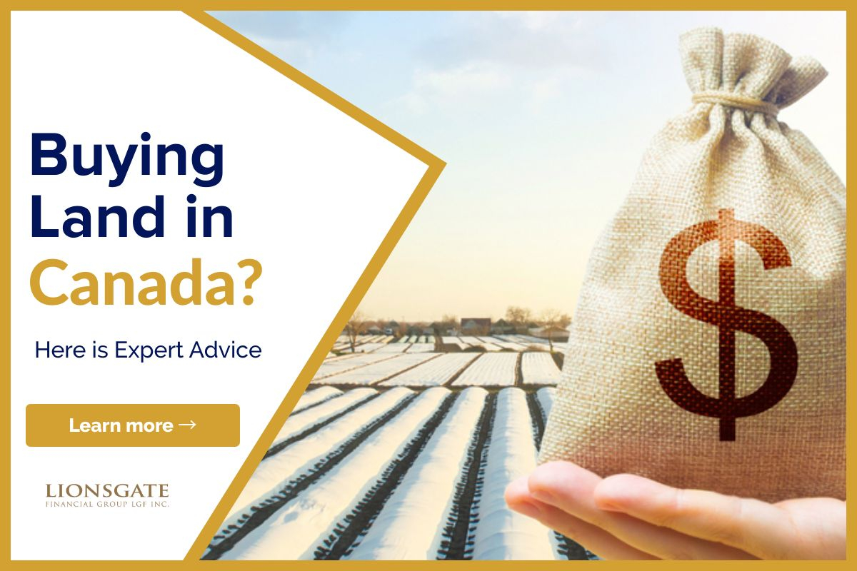 Buying Land In Canada