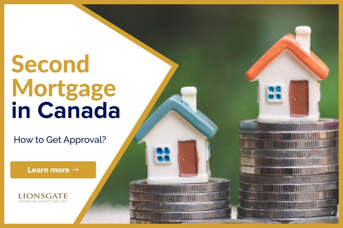 Second Mortgage In Canada