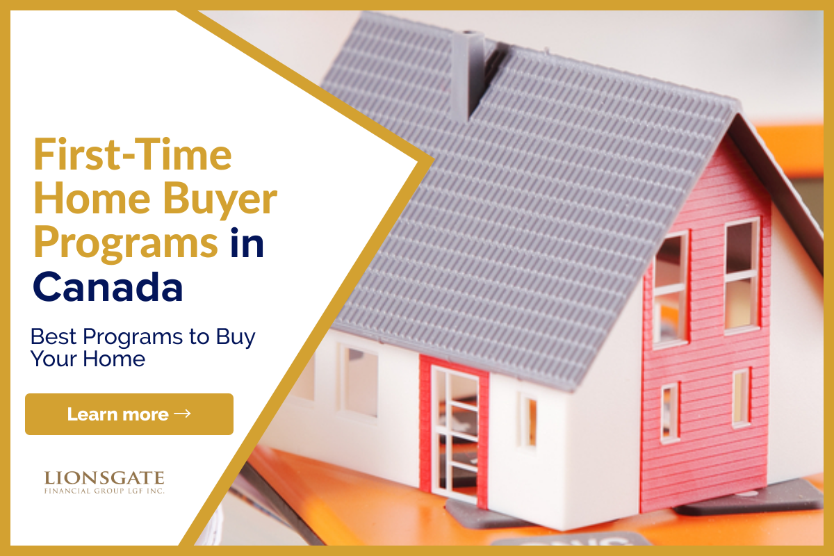 First Time Home Buyers In Canada