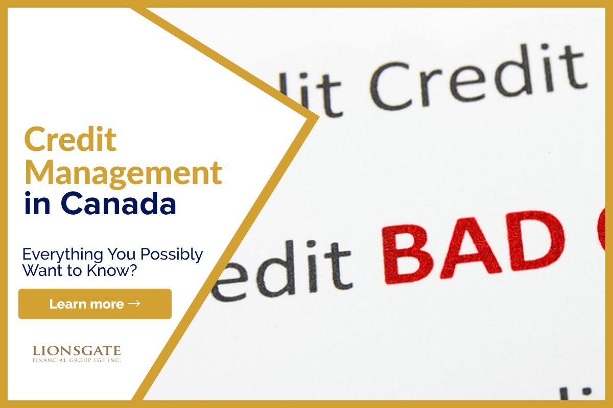 Bad Credit Management