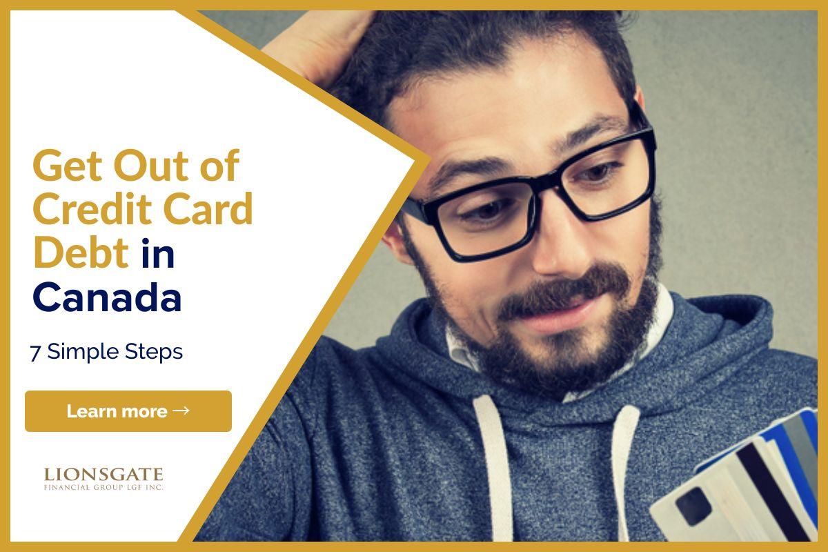 Credit Card Debt In Canada