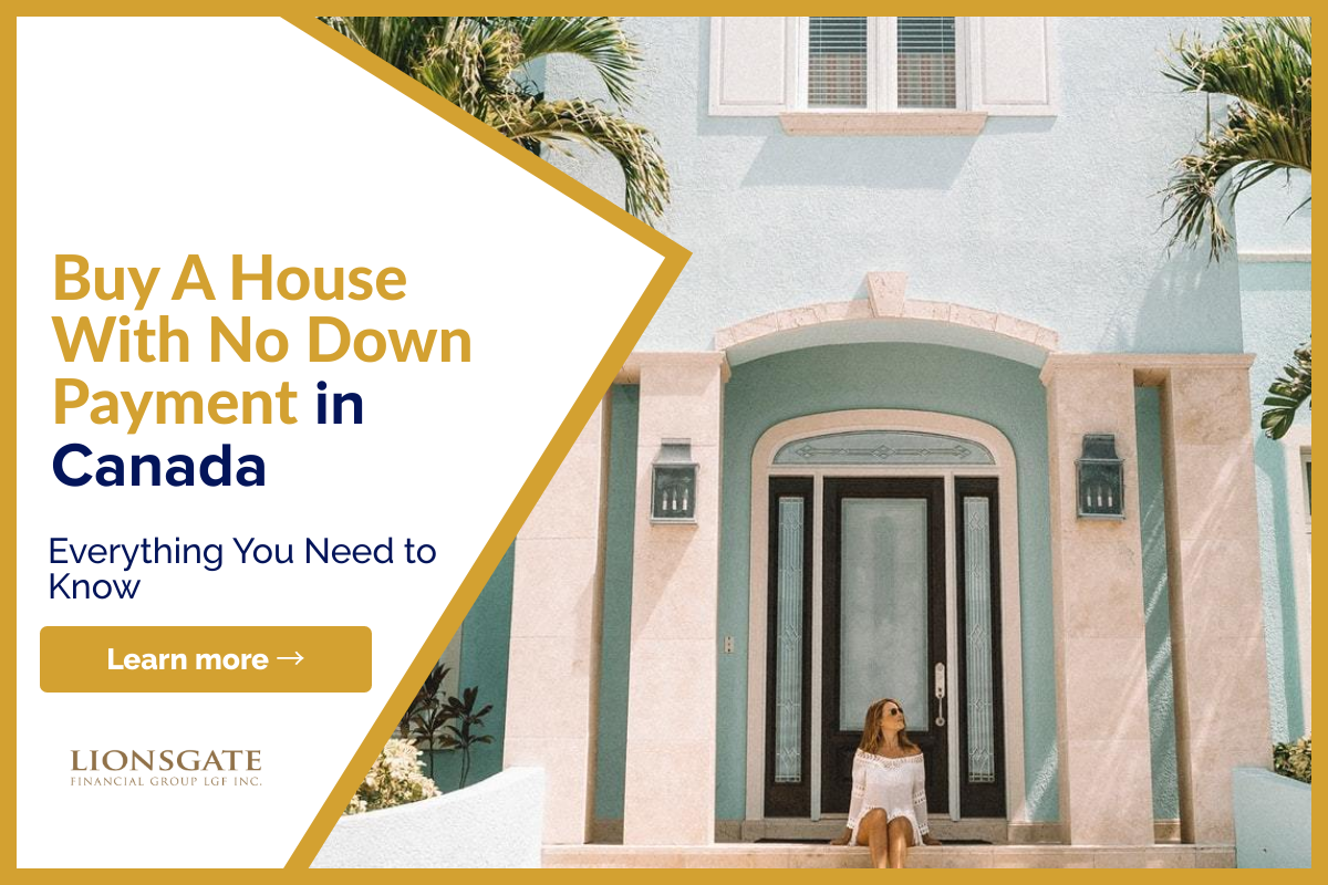 No Down Payment House