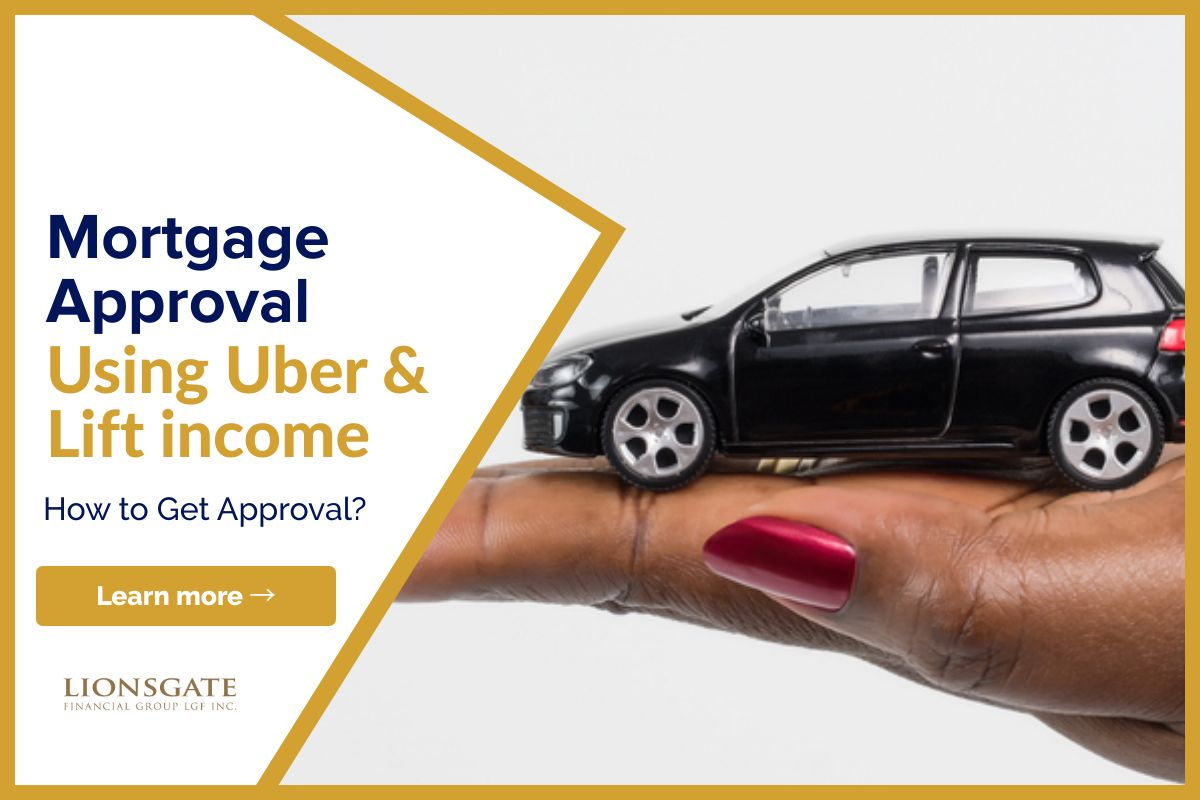 Mortgage Approval Uber Income
