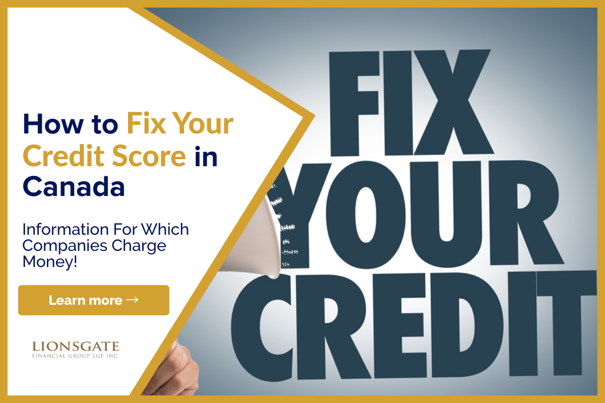 Fix Your Credit Score Free